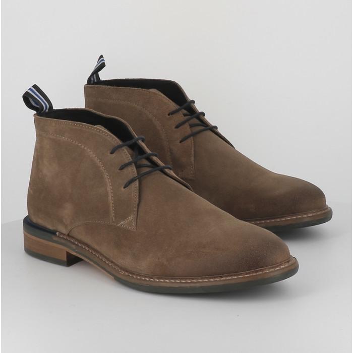 offre profitez de la livraison gratuite obtenir pas cher Schmoove chaussure de ville pilot desert suede homme cognac