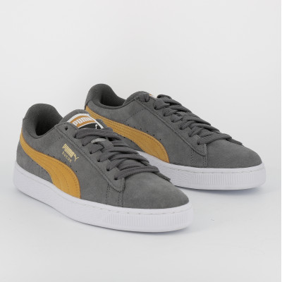 suede classic - suede - gris mie