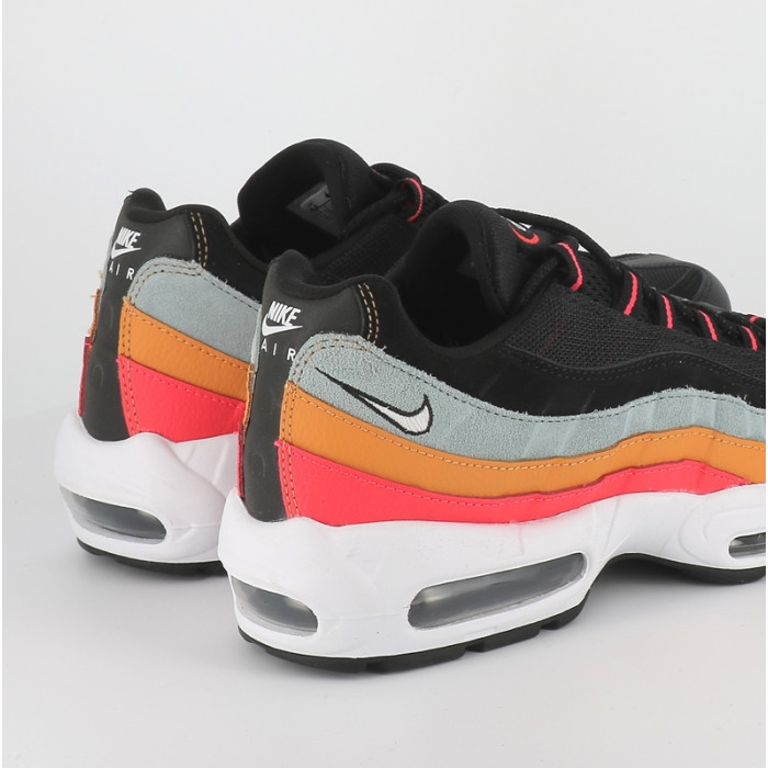 air max 95 noir et orange 4e1fe4