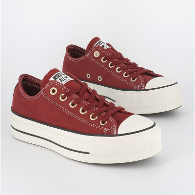 chuck taylor all star lift canvas ox