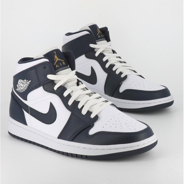 Air Jordan 1 Baskets montantes blanc homme Nike   Espace des Marques