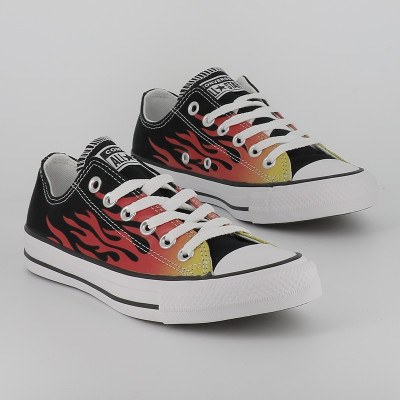 chuck taylor all star flamin hot ox