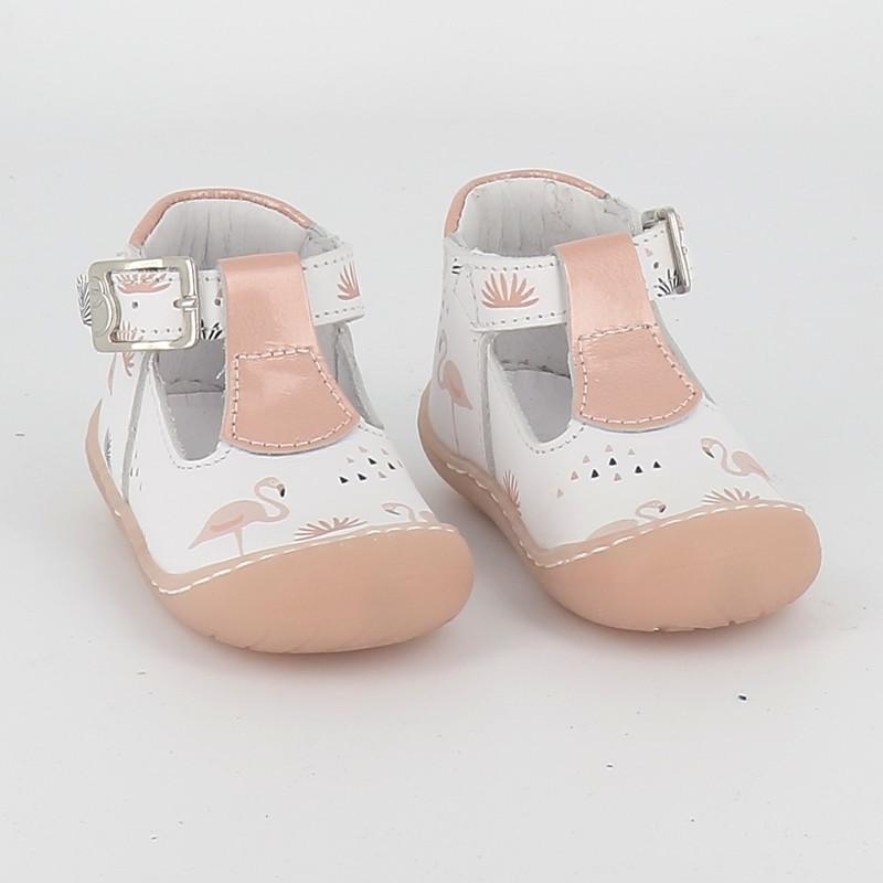 Bellamy Babies Fille Blanc Elsa