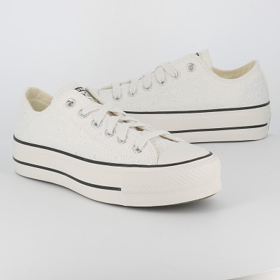 chuck taylor all star embroided lift ox