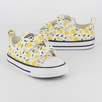 chuck taylor all star lemon 2v ox td