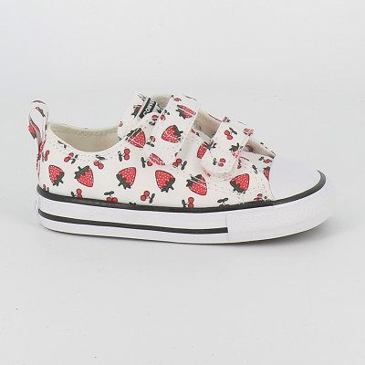 chuck taylor all star strawberry 2v ox td