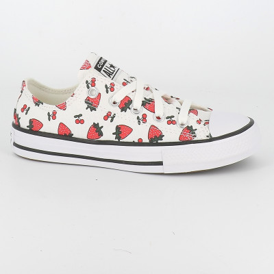 chuck taylor all star strawberry ox ps