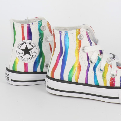 chuck taylor all star painted hi ps