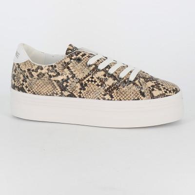 plato sneaker print cobra