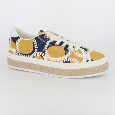 malibu sneaker waxed