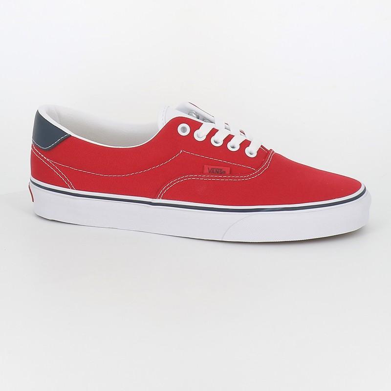 Vans - ERA 59 rouge marine - sneakers old school homme  Numéro 9 Shoes