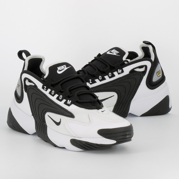 order exclusive shoes fashion styles Zoom 2k Femme Nike Noir Blanc BrxeCod