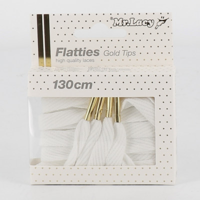 flatties gold tips