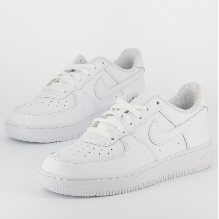 2332a2e355b air force 1 ps - cuir - blanc