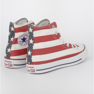 chuck taylor all star print hi