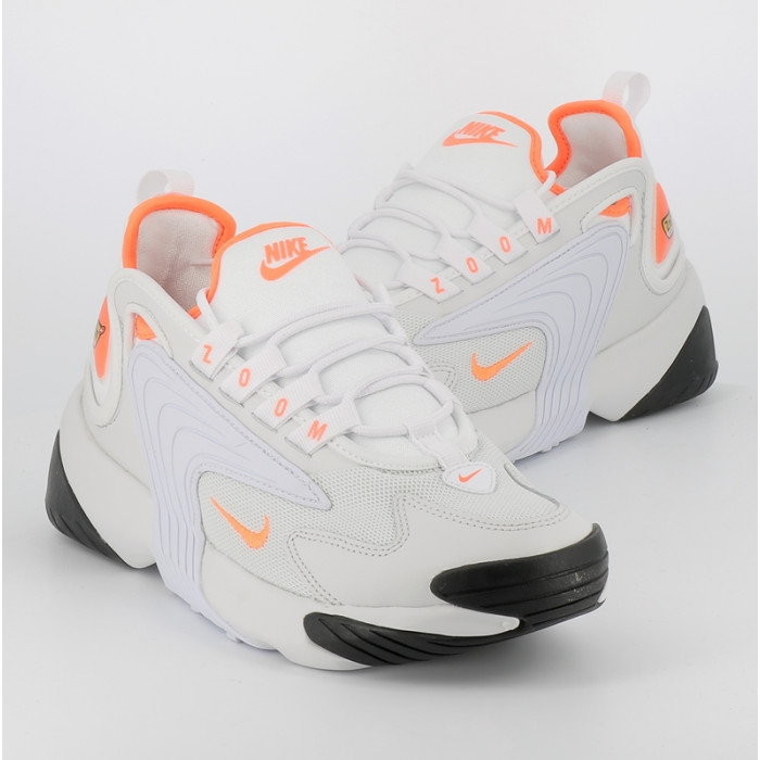 nike zoom 2k orange fluo