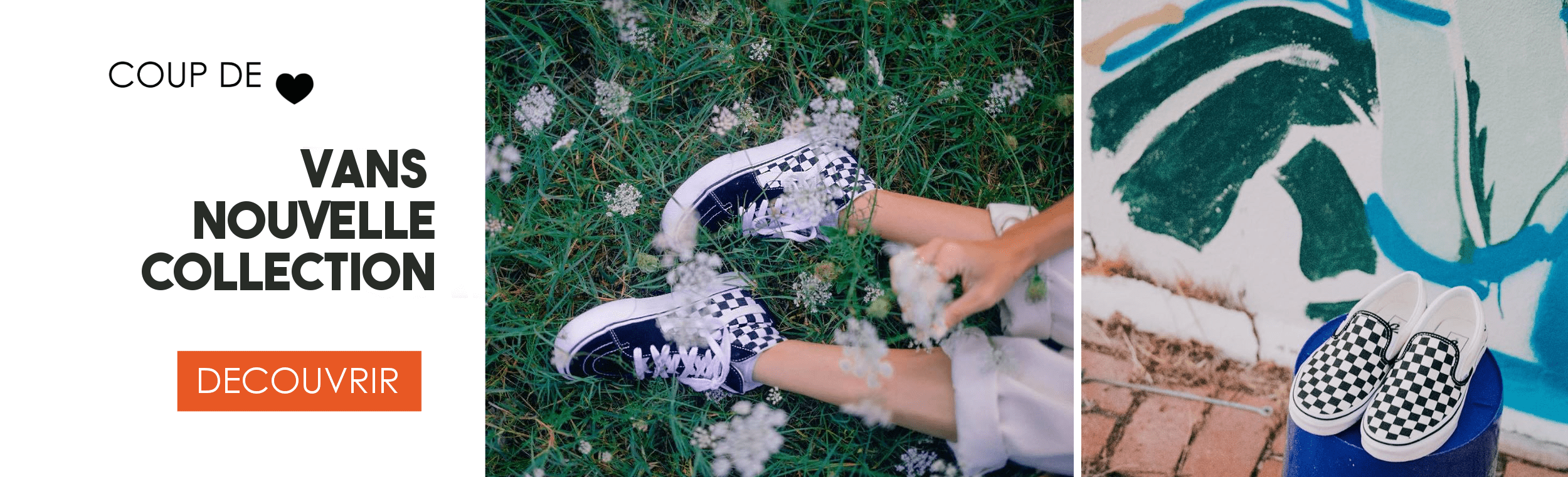 Collection été 2019 Vans