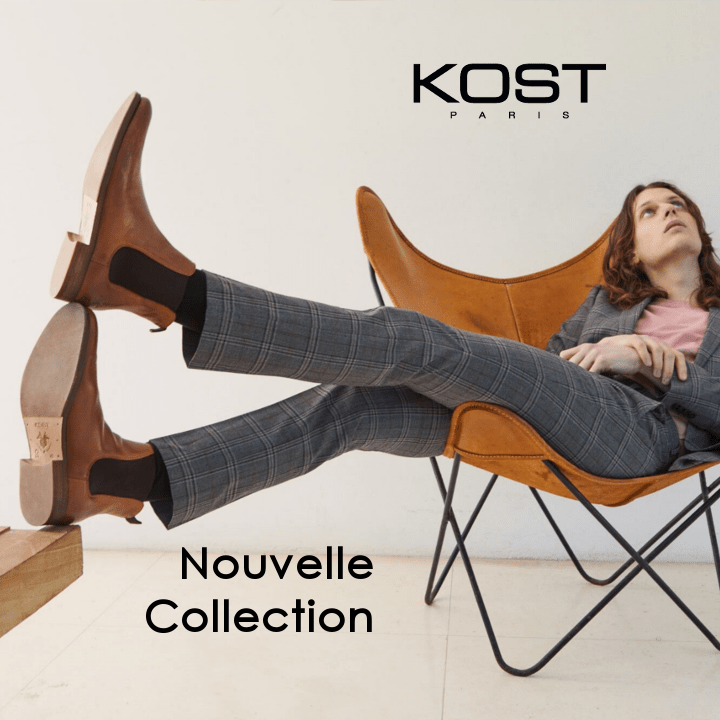 Kost Paris Collection été 2019